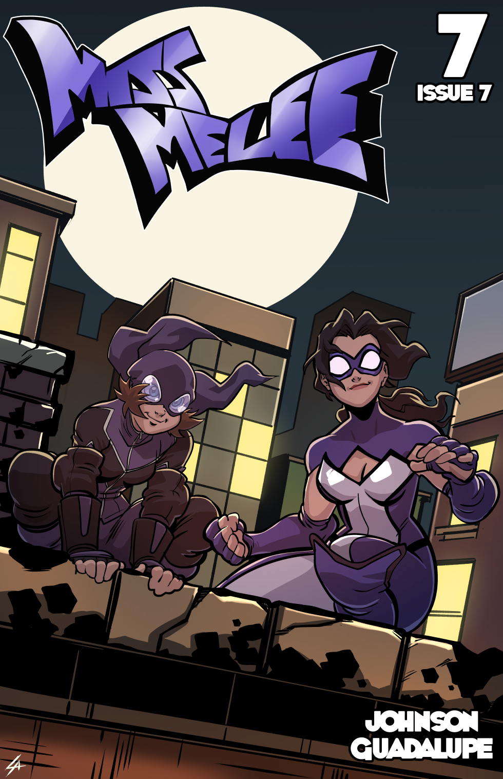 Issue 7 Cover